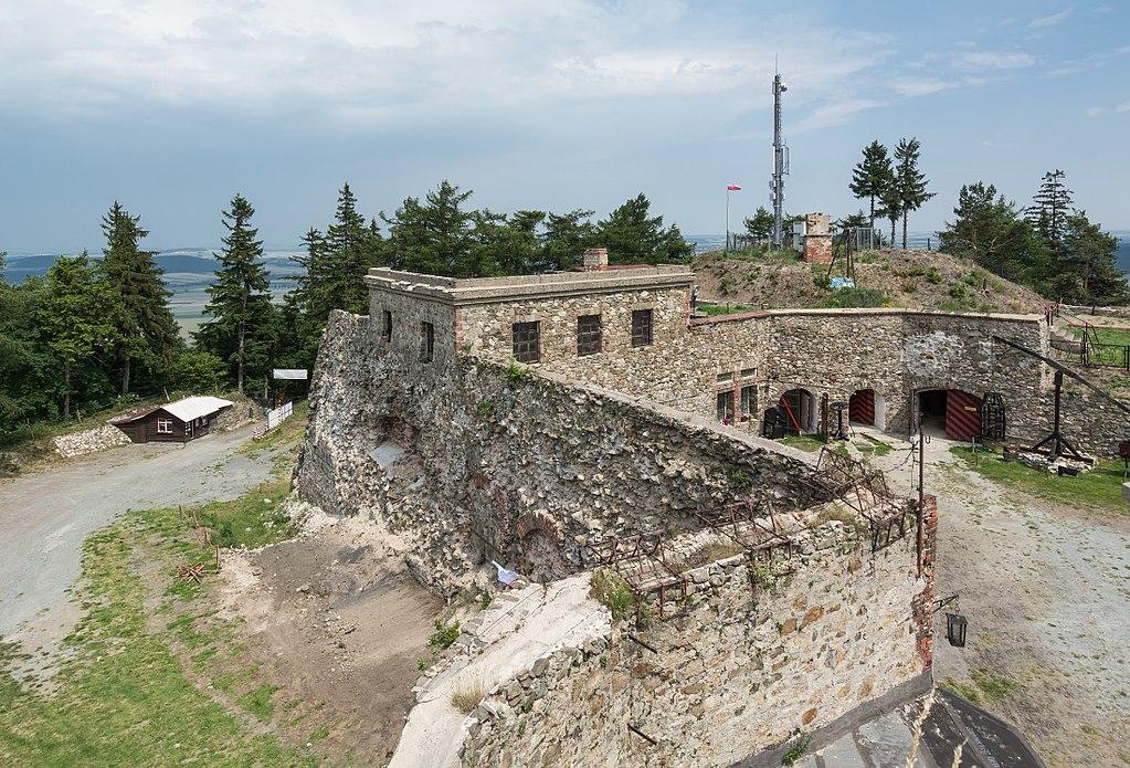 Twierdza Srebrna Góra, fort Ostróg.jpeg