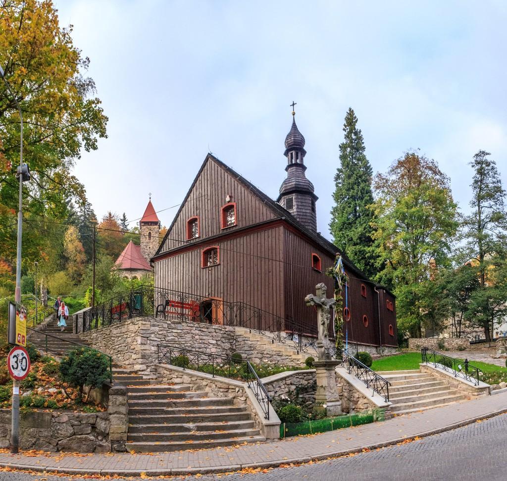 Kościół pw. św. Józefa w Międzygórzu, fot. Jarosław Sobański.jpeg