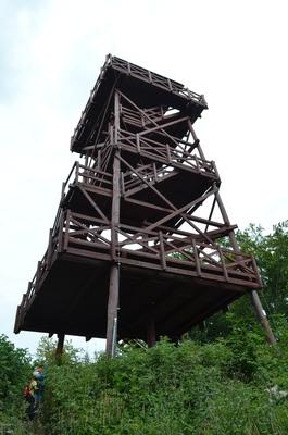 Wieża widokowa na Górze Wapniarka.jpeg