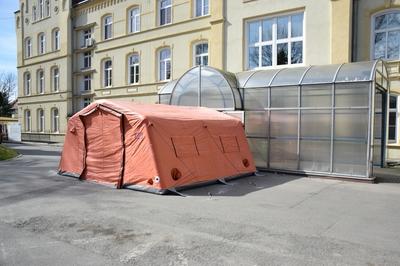 Galeria Namiot Medyczny