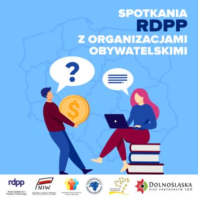 Obrazek poglądowy oraz logo organizatorów